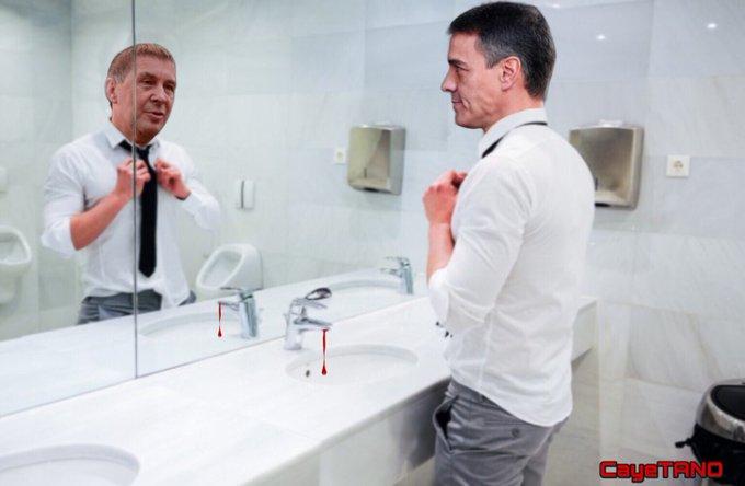 El espejo como el algodón no engaña