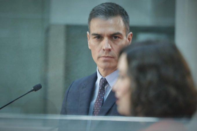 Está claro que o cambiamos el gobierno de España o nunca saldremos de la miseria absoluta