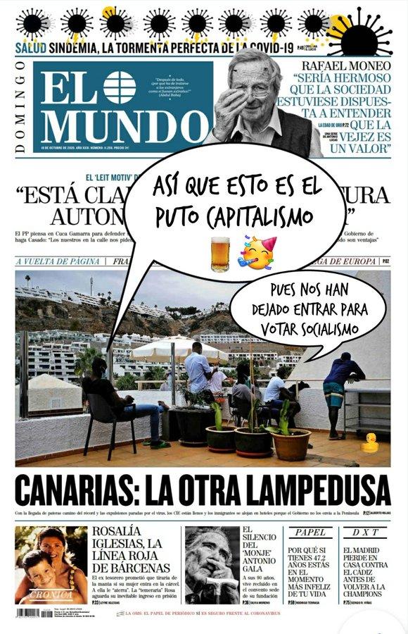 Hay que ir en masa a votar Isabel & Rocío, los zurdos se cargan España. Por Linda Galmor