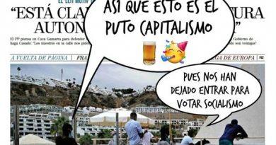 Hay que ir en masa a votar Isabel & Rocío, los zurdos se cargan España