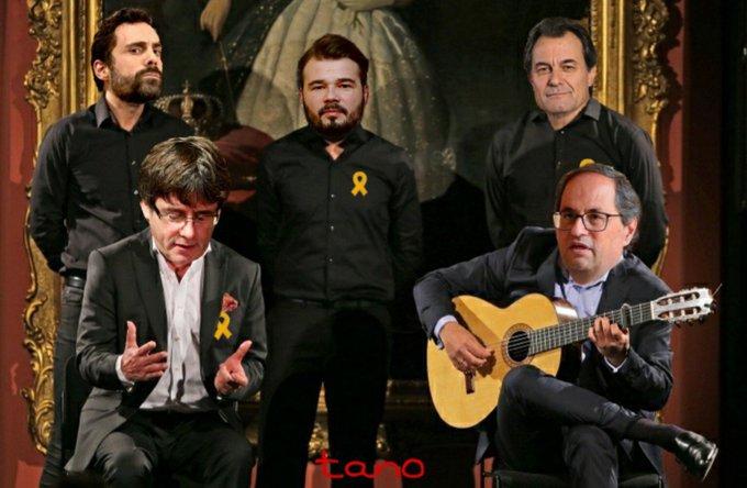 Los cantores desafinados de la mentira