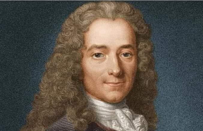 Los hombres sin principios de Voltaire