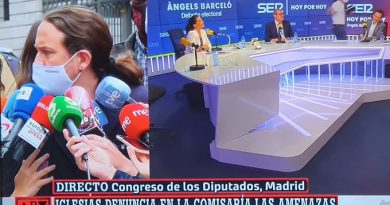 Pablo Iglesias, eres un llorón y un mentiroso. Tuit de Antonio Budiño