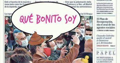 Pedro Bello activa a sus ministros para ayudar a GAbilondo en la campaña madrileña