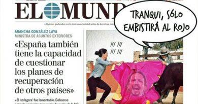 Podemos está cerca de quedarse sin representación en la Asamblea de Madrid