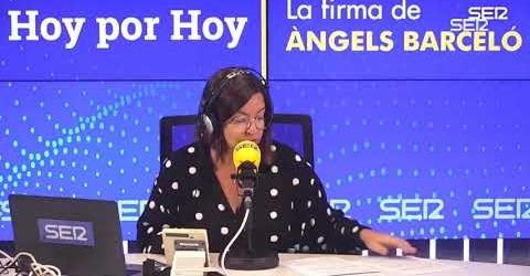 ¿Señora Barceló...pedirá usted perdón?