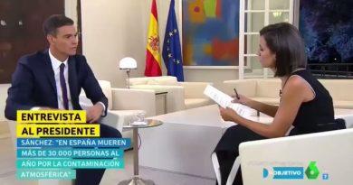¿Alguien recuerda la última vez que Pedro Sánchez dijera alguna verdad? Por Pier No Doy Una y Guirong Fu
