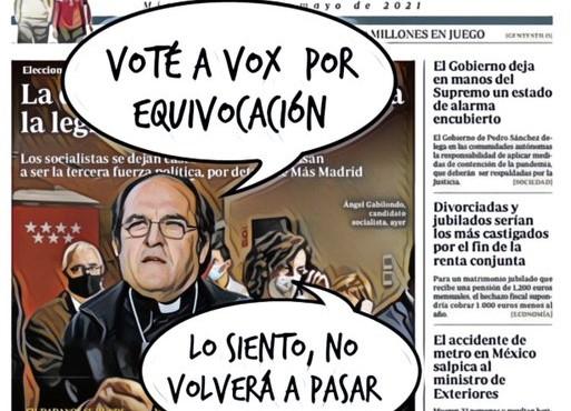 Ayuso arrasó en todos los distritos de Madrid