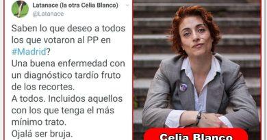 Celia Blanco, periodista especializada en sexología y colaboradora habitual de TVE y El País, quiere ser bruja