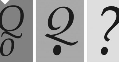 El origen de los símbolos de interrogación y de exclamación