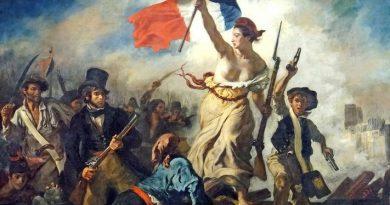 El patriotismo de nuestros vecinos de Francia