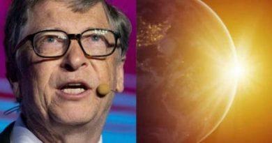 El plan de Bill Gates para tapar el sol y salvarnos del calentamiento global