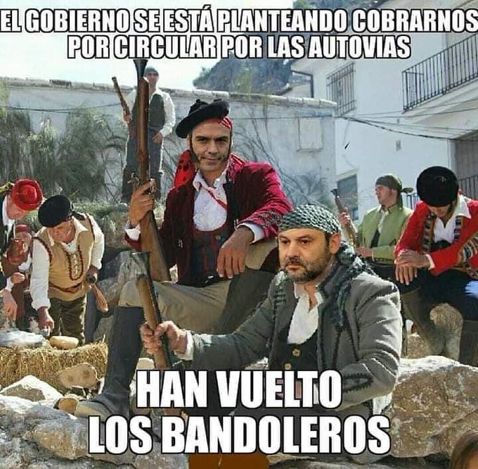 Españoles, ha llegado el momento de sacar la mala leche comunista