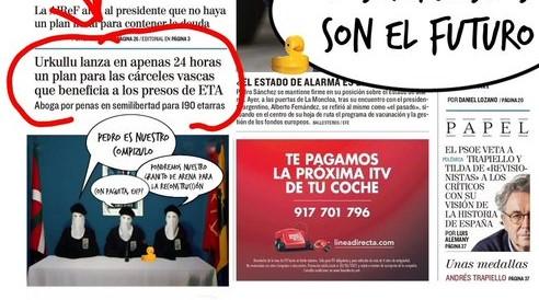 Jugada maestra de Sánchez para veranear en palacio a costa de todos los españoles