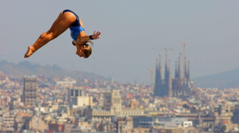 La Barcelona guapa y  Olímpica del 92