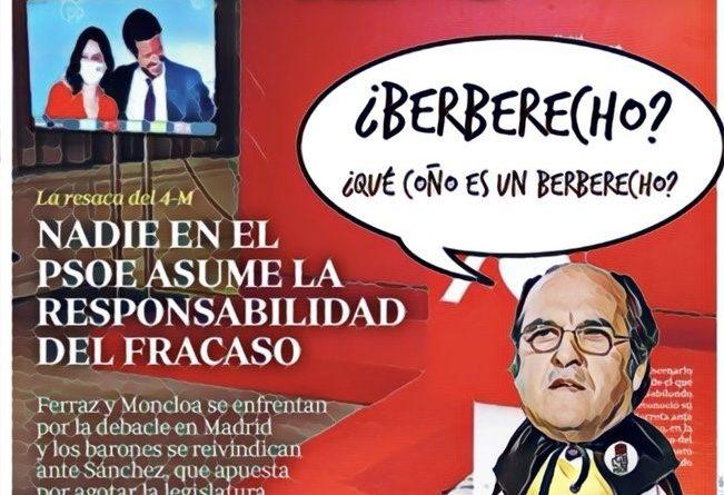 La Poyatos de Cabra dice que los socialistas no hablan de cañas y berberechos, sino de programas