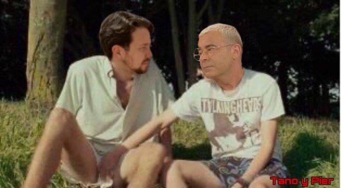 Pablo, ¿te has vuelto un Cayetano? Tuit de Pierre no doy una con ilustración de Tano