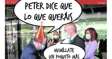 Sánchez continúa con su plan para desmantelar España