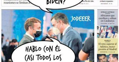 Sánchez es ninguneado por el tabernario pueblo de Madrid