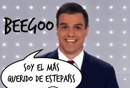 Sánchez ni siquiera aparece en Aló Presidente por miedo a los abucheos del éter