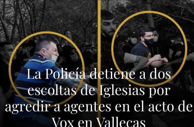 Semana importante para Madrid., Tuit de Let