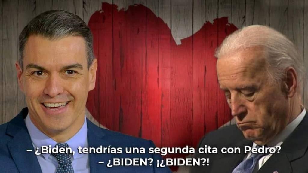 First Dates con Biden