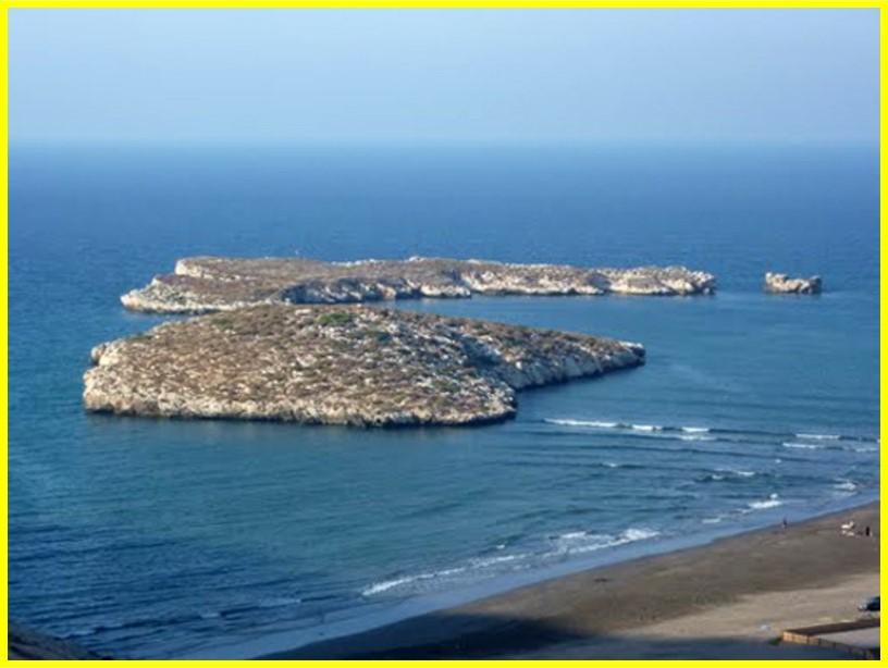 Islas de Mar e Isla de Tierra