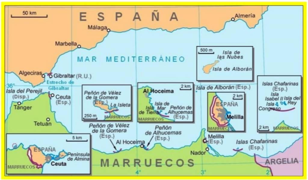 La geografía olvidada. Islas españolas en África