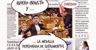 Los indepes quieren que España claudique y además con humillación