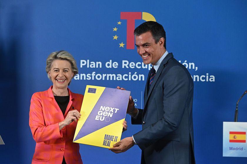 Luz verde a los fondos europeos para España