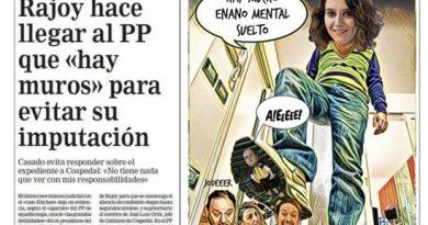 Nuevo intento de la izquierda para putear al madrileño