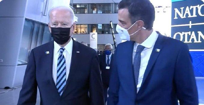 El Bluff de Pedrita la Fantástica en su First Dates con Biden