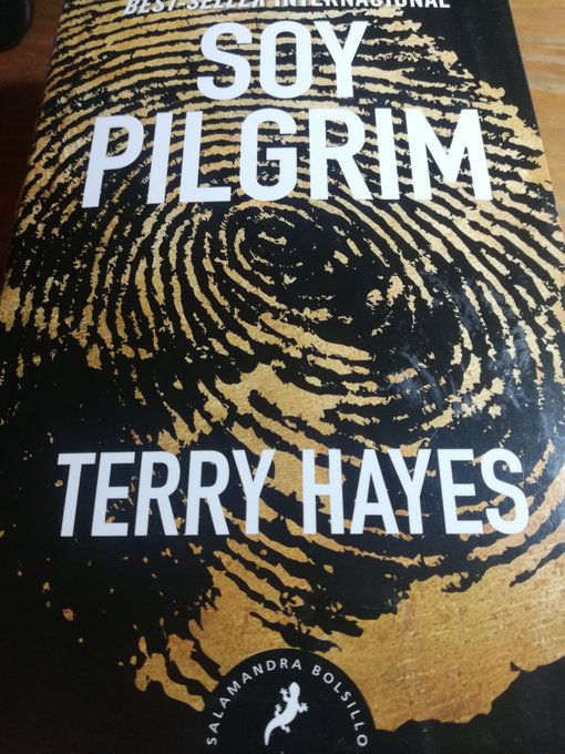 Soy Pilgrim, o el mundo en un pañuelo.