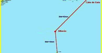 la Isla de Alborán