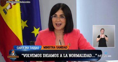 ministra Darias