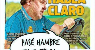 El Catalufo World Tour sigue desprestigiando a España por donde pasa