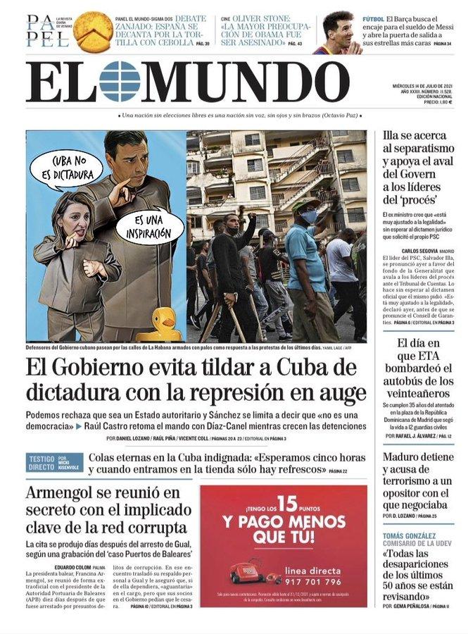 El socialismo asola Cuba y Mundo Progre culpa al boicot americano. Por Linda Galmor