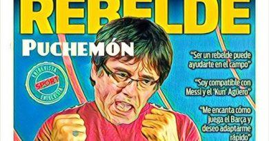 La Portada de Linda Galmor: Puchemón está triste… ¿Qué le pasa a Puchemón?