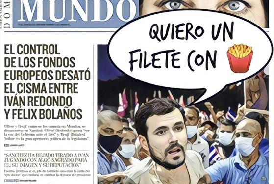 Qué fácil es ser comunista caviar en España