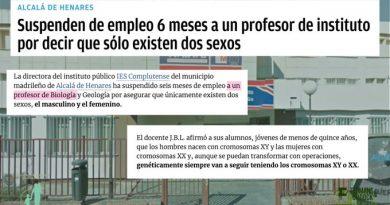 Qué mierda de sociedad, inculta y con orejeras hay en España. Ilustración de Asociación Hombres Maltratados