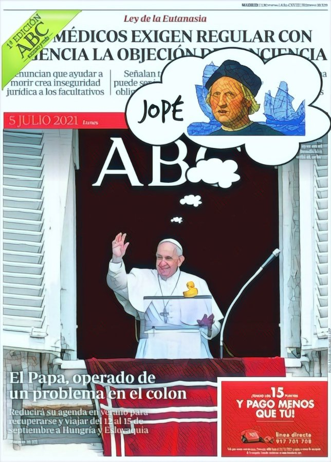 Para el mundo progre la culpa de todo lo que pasa en España es de Franco. Por Linda Galmor