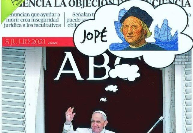 la culpa de todo lo que pasa en España es de Franco