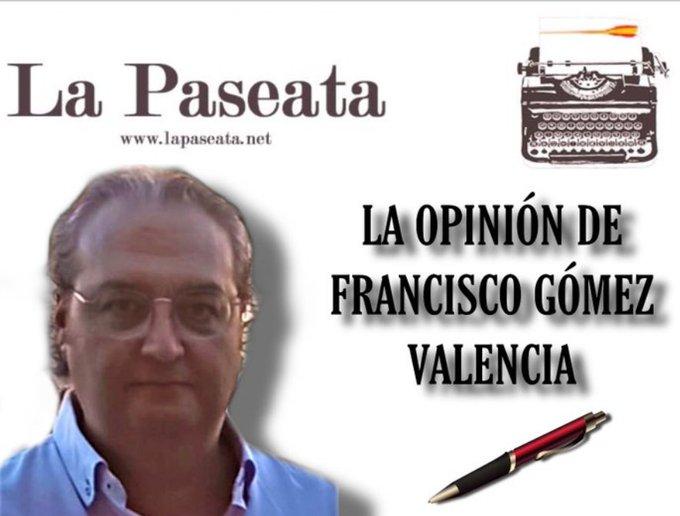 España mola... La opinión de Francisco Gómez Valencia. Ilustración de Tano