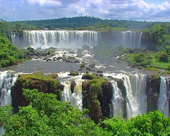 טיול מאורגן לדרום אמריקה - ארגנטינה, ברזיל, צ'ילה - מפלי האיגוואסו - BRC