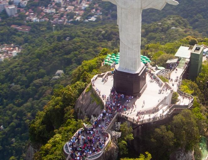 טיול מאורגן לדרום אמריקה - ברזיל - BRC