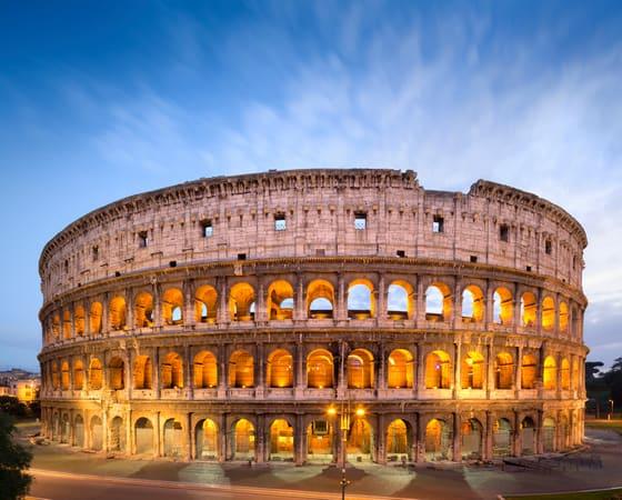 טיול מאורגן לאיטליה - רומא, הקולוסיאום - KIT