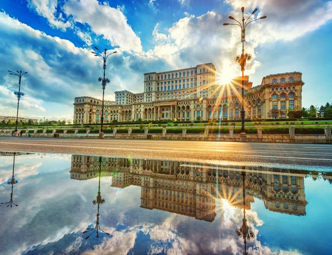 טיול מאורגן לרומניה - CB