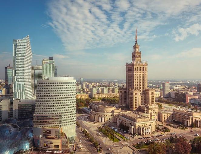 טיול מאורגן לפולין - ורשה - PD