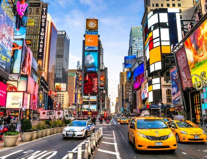 טיול מאורגן לארצות הברית - ניו יורק - UST