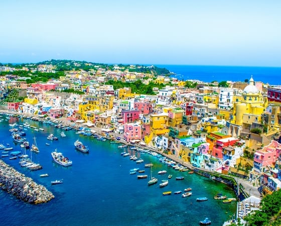 טיול מאורגן לדרום איטליה - קאפרי, אמלפי, נאפולי, אברוצו, טיבולי, רומא - KSN
